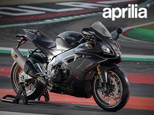 Aprilia Motorräder und Roller