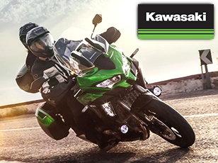 Kawasaki Motorräder